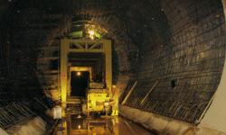 Doğankent Hidroelektrik Santrali Su Ulaşım Tüneli