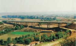 Kapikule - Edirne Otoyolu Tunca Köprüsü