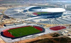 İstanbul Atatürk Olimpiyat Stadı Atletizm Pisti