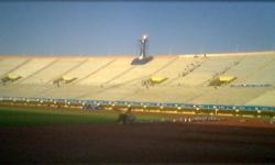 Halkapınar Atatürk Olimpiyat Stadı Atletizm Pisti